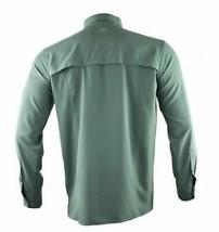Gillz Men's Deep Sea Long Sleeve Woven Shirt Goblin Blue 2XL SEALED!!!  image 2