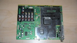 Panasonic TC-32LX70N Main Board TNPH0677AB (Look for suffix AB) - $57.08