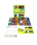 ABC Sound Bingo Do-Re-Me&You Educational Game Match Pictures Home School - $16.34