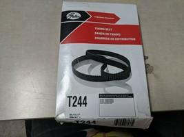 Engine Timing Belt-PowerGrip Premium OE Timing Belt Gates T244 image 1
