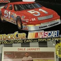 NASCAR Dale Jarrett Stock Car and Pocket Knife Racing Champions New Sealed - $19.00