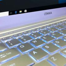 Cenava P14 Notebook 14 inch Windows 10 Home Version Intel Celeron N3450 Quad image 6
