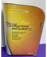 Microsoft Office Home and Student 2007 (Retail) for Windows CD-ROM w Pro... - $19.79