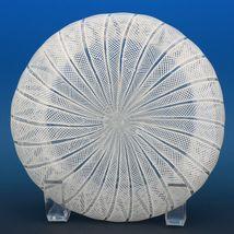 Vintage Murano Glass White Zanfirico Covered Candy Box or Dresser Jar c.1950 image 6