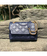 New Tory Burch Fleming Soft Convertible Shoulder Bag - $449.00