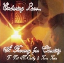 ENDURING LOVE (CHASTITY ROSARY) by Kara Klein
