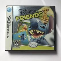 Disney Friends (Nintendo DS) Lite DSi XL 3DS 2DS Game - $8.99