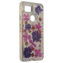 Case-Mate Case KARAT PETALS for Google Pixel 2 XL - Purple Petals / Real... - $27.49