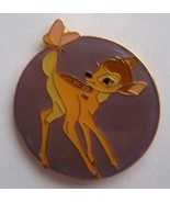 Bambi with butter fuy on his tail Authentic Disney Channel pin - $9.99