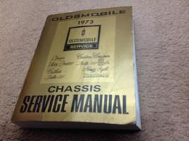 1973 Oldsmobile F85 CUTLASS 442 VISTA DELTA TORNADO 88 Service Shop Manu... - $29.65