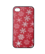 iPhone 4 Cover - Snowflake - $6.99