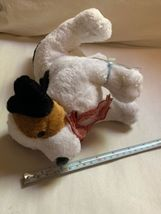 """Webkinz Jack Russell Terrier HM168 Soft Plush Animal Ganz W Code Tag 11"""" Used image 9"""