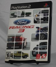 Ford Racing 3 PS2 Playstation Complete CIB 2K Games NTSC U/C - $12.59