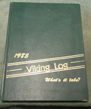 1985 Parkview High School Yearbook Springfield Missouri The Viking Log - $23.36