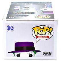 Funko Pop! Heroes Batman The Joker 1989 #337 Vinyl Figure image 6