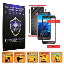 Huawei P9 Lite 2017 TwoTone Carbon Skin,FullBody Case Cover Protector,De... - $9.99