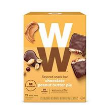 WW Chocolate Peanut Butter Pie Mini Bar - Snack Bar, 2 SmartPoints - 1 B... - $15.39