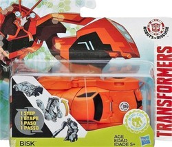 TRANSFORMERS BISK LOBSTER 4 Inch ACTION FIGURE 2015, new in package RARE... - $19.25