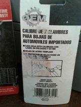 Three ,7 wire import spark plug gage. image 4