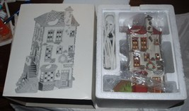 Dept 56 C. H. Watt Physician Dickens Heritage Village Series 5568-9 - $37.39
