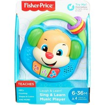 Fisher-Price Laugh & Learn Sing & Learn Music Player - $14.85