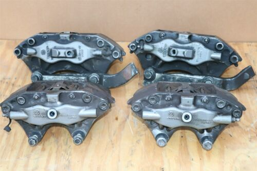 04-07 Volvo S60R V70R Brembo Brake Caliper Calipers Front Back L&R Set