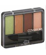 Covergirl Eye Shadow Quad Goldmine, green neutral full size 272, satin - €6,16 EUR