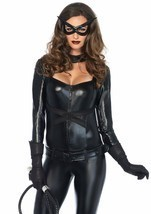 Leg Avenue Gato Niña Sexy Mono Adulto Mujer Disfraz Halloween 85015 - £22.76 GBP