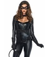 Leg Avenue Gato Niña Sexy Mono Adulto Mujer Disfraz Halloween 85015 - $31.09
