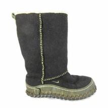 8 - Nike ACG Valenka Dark Gray Green Wool Puddle Proof Boots Winter Warm... - €31,33 EUR