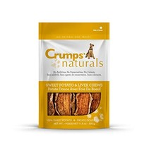 Crumps' Naturals Sweet Potato And Liver For Pets, 24-Ounce - $33.69