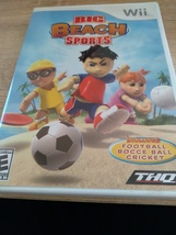 Nintendo Wii Big Beach Sports image 1