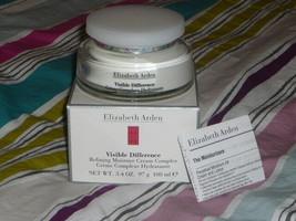 ELIZABETH ARDEN Visible Differece Refining Moisture Cream Complex 100ml,... - $21.30