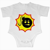 Bomb gamer infant baby creeper bodysuit romper onepiece for newborn jumpsuit - $20.00