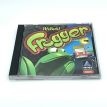 1997 Frogger - Computer Game - PC/CD-ROM - by Hasbro Interactive - Win 95 - $5.05