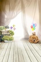 "Mohoo Photography Kids Back Drop Teddy Bear 63""x78"" = 5'3""x6'6"" - $8.92"