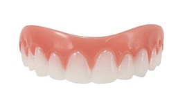 Billy Bob Instant Smile Comfort Fit Flex Cosmetic Teeth, One Size Fits M... - $25.24