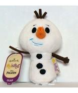 Hallmark Itty Bittys Disney Frozen Olaf Plush Toy Snowman New with Tag B... - $11.90