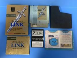 + Nintendo NES Zelda II: The Adventure Of Link Authentic CIB w/ Manual &... - $99.99