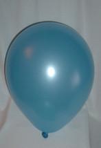 "144 Balloons - 12"" Latex Balloons - Pearl Blue - Birthday Party / Wedding / Luau - $16.95"