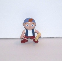 "Mattel Disney Jake and Neverland Pirates Cubby Figure 2"" Cake Topper PVC - $2.14"