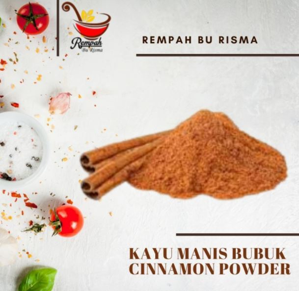 Primary image for Cinnamon Powder 500 gr Indonesian Cinnamon Spices Free Shipping