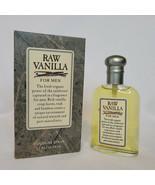 Raw Vanilla Par Coty 1.7 oz / 50 ML Cologne Spray pour Hommes - $168.01