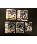 47 lot cards KEIBERT RUIZ 2018 Bowman 2019 Draft Los Angeles Dodgers Roo... - $39.99