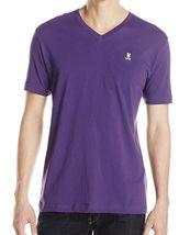 Psycho Bunny By Robert Godley Men's Premium Pima Cotton V-Neck T-Shirt Shirt image 15