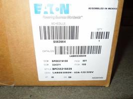Eaton LABED3060N Pow-R-Flex LA Busplug 60A 3ph 4w 120/208V Breaker Surplus - $2,800.00