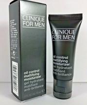 Clinique For Men Oil Control Mattifying Moisturizer .5 fl oz / 15 ml Travel Size - $10.88