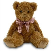 Caramel Fuzzy Bear 9 Inches by Douglas - $17.33