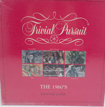 Trivial Pursuit The 1960s Master Game Parker Brothers Board Game [New] - $47.68