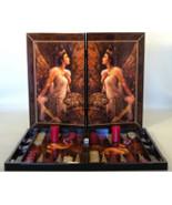 Artemis Decoupage Backgammon Set - $69.75